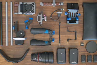 5 Affordable Pieces of Gear Every Video Camera Rig Needs