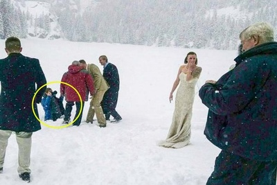 Wedding Photographer Falls - How Often Does It Happen?
