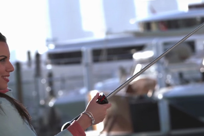 Photography Just Got the First Automated Selfie Stick