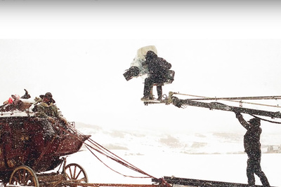 An In-Depth Analysis of The Hateful Eight's Cinematography