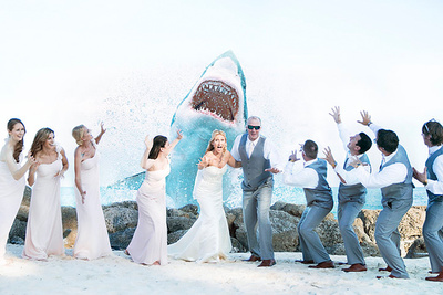 Photoshop Contest - Submit Your Most Creative Wedding Photoshops!