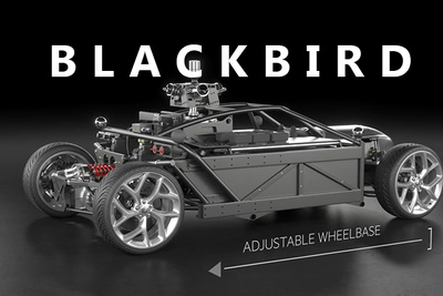 BLACKBIRD - The Mill: The Automotive Industries' Newest Secret Weapon for Filming