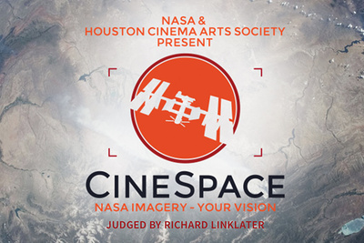 Make a Film Using Original NASA Footage and Have It Seen by Richard Linklater