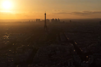 An Explosively Paced Time-lapse Filmed Around the World