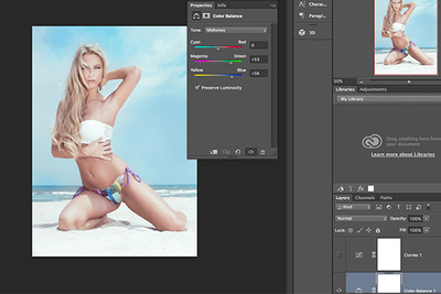 Less is More: Retouching Tips