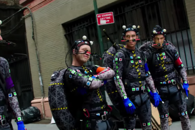 Look How Ridiculous The New Teenage Mutant Ninja Turtle Movies Look Without CGI
