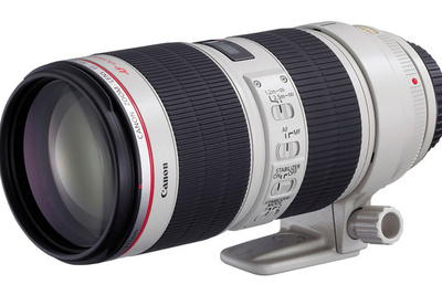 Canon Extends Rebate Program on Lenses and Cameras