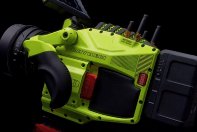 Michael Bay's Custom RED Camera Is Everything You'd Expect