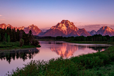 The Grand Teton as Never Seen Before in Glorious 8K and BTS of What It Took to Pull It Off