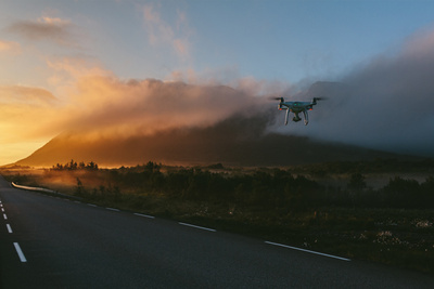 The Beautiful Lofoten Islands From Above and Behind the Scenes of a Drone Film Endeavor