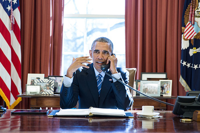 Photographing the President: The Gear Used by White House Photographer Pete Souza