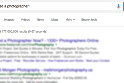 Three Common SEO Mistakes That Make It Harder for Photography Clients to Find You