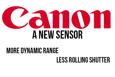 Canon's New Global Shutter Equipped CMOS Sensor Plus More Dynamic Range and Less Distortion