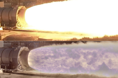 New High-Speed Camera From NASA Captures Incredible Dynamic Range of Rocket Test