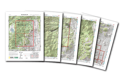 Outdoor Photographers: Nat Geo Made a Website to Easily Print Detailed Maps for Free