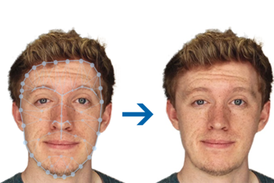 Princeton Research Makes Selfies Look Like They Were Shot With Portrait Lenses