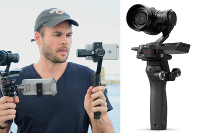Fstoppers Reviews the DJI Osmo X5R: Stabilized Raw Video in the Palm of Your Hand