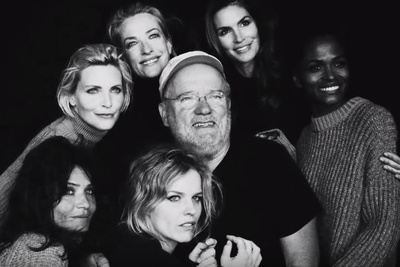 Attend A Free Masterclass by Iconic Photographer Peter Lindbergh Before His Exhibition at Kunsthal Rotterdam
