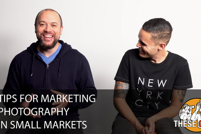 Marketing Tips for Photographers in Small Markets