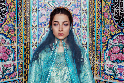 Tribute To Diversity: A Multi-Cultural Photo Project 'The Atlas Of Beauty' By Mihaela Noroc