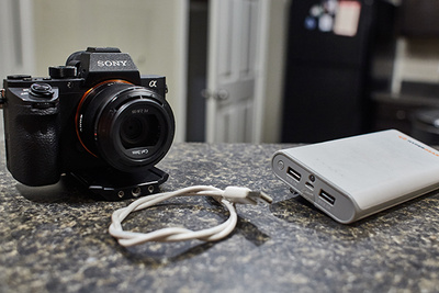 Extending the Operating Time of Your Sony Alpha Camera Without Changing Batteries