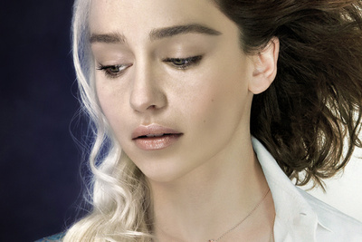 Headshots of HBO's 'Games of Thrones' Actors Composited with Their Westeros Counterparts