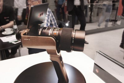 Meet Leica's Crazy New Concept Camera