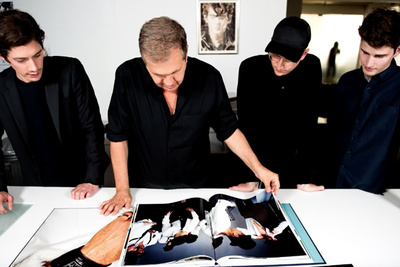 Fashion Photographer Mario Testino Celebrates His Fashion and Beauty Lifetime Achievement Award [NSFW]