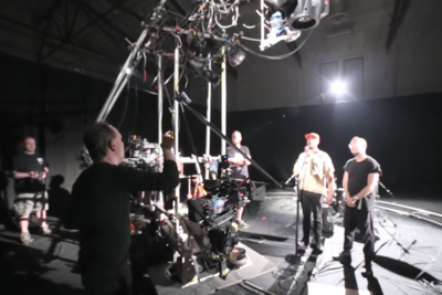Behind the Scenes on the Set of Metallica's 'Hardwired' Music Video