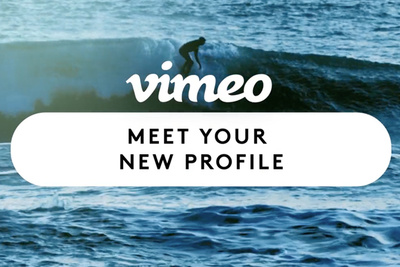 Vimeo Launches Profiles