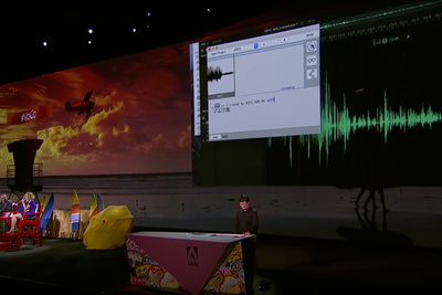 Adobe Is Working on a Photoshop for Audio That Is Intelligent... And Scary