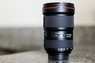 First Impressions of the Canon 16-35mm f/2.8 L III