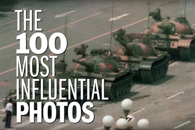 Time Magazine Celebrates the 100 Most Influential Photographs in History