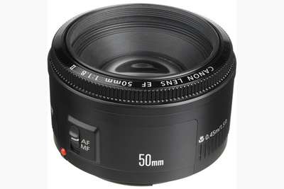 Is Your Canon 50mm f/1.8 II Lens Fake?