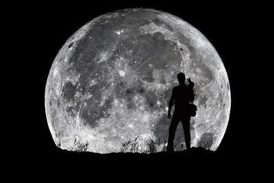 Turn That Super Moon Photo into Something Creative