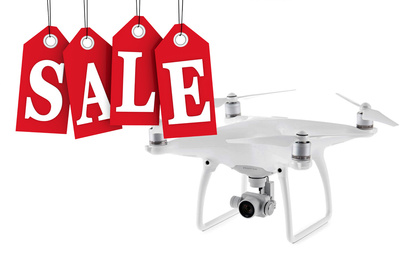 Buy the DJI Phantom 4 Today and Save $350
