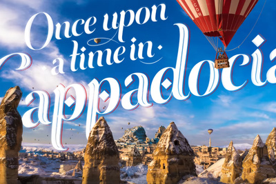 Impressive Hyperlapse Video Shows Cappadocia in Four Seasons