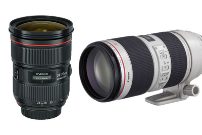 Check Out This Incredible Deal on Two of Canon's Most Popular Lenses