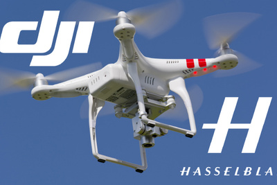Leading Chinese Drone Company DJI Aquires Hasselblad