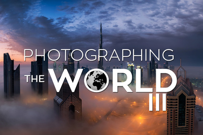 Preorder Fstoppers Newest Tutorial, 'Photographing the World With Elia Locardi 3'