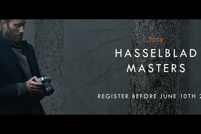 Hasselblad's Master Awards 2018 Now Open for Entries