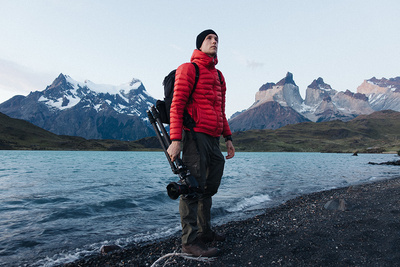 Making Visuals Great Again: TV Hires Adventure Photographers to Capture Younger Audience
