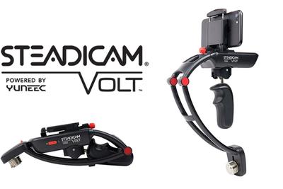 Steadicam Volt Smartphone Stabilizer Blows Kickstarter Goal Out Of The Water