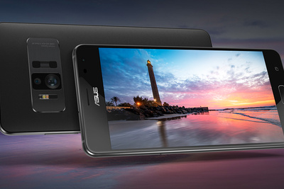 ASUS Zenfone AR Takes 92-Megapixel Photos