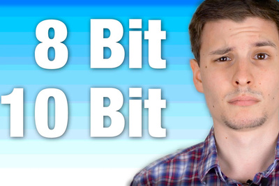 Can You See the Difference Between 10-Bit and 8-Bit Images and Video Footage?
