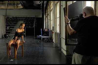 Behind The Scenes of the 2017 Pirelli Calendar