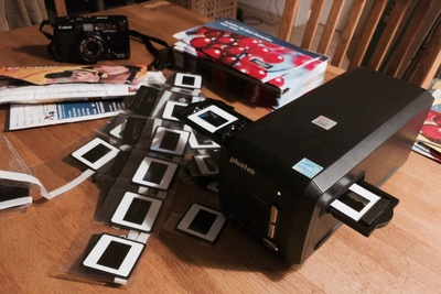Scanning Film: Options for Archiving and Analog Photographers