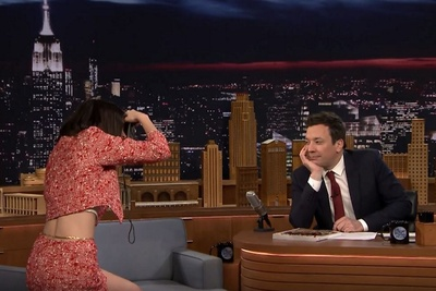 Kendall Jenner Talks to Jimmy Fallon About Photography, Gives Him Some Pointers