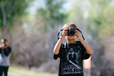 Give Back To Your Community By Organizing A Kids Photo Walk, Part 2