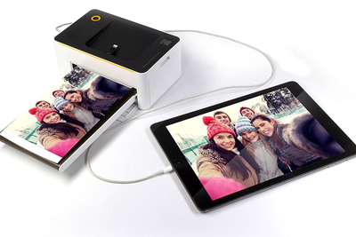The Number-One Selling Mobile Photo Printer On Amazon, The Kodak Photo Printer Dock PD-450